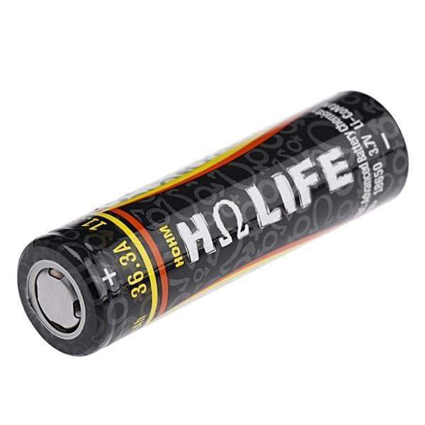 HohmLIFE 18650 21.5A 40.6A 3000mAh Batteries 2-Pack