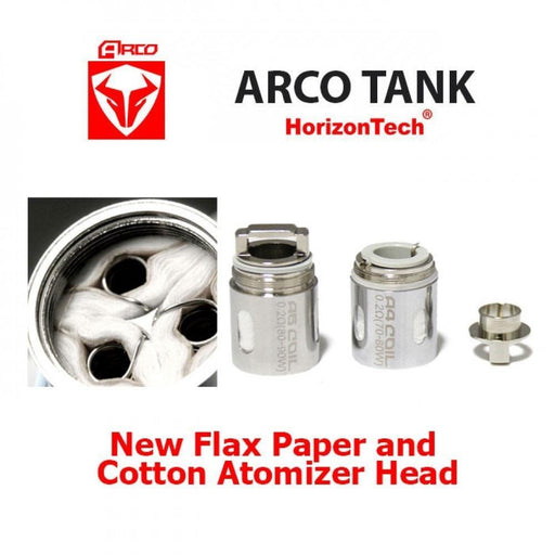 Horizon Arco Replacement Coils (Pack of 3) Arco A4 Coil / 0.2ohm