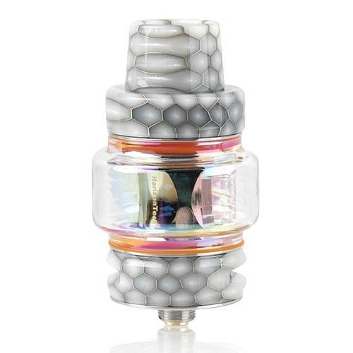 HorizonTech Falcon Sub-Ohm Tank (Resin Edition) White / No Thank You
