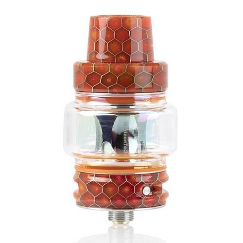 HorizonTech Falcon Sub-Ohm Tank (Resin Edition) Orange / No Thank You
