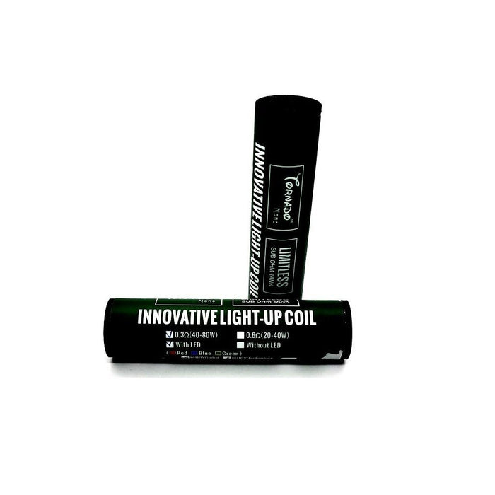IJOY Limitless Innovative Light-Up Coils (5 pack)-1