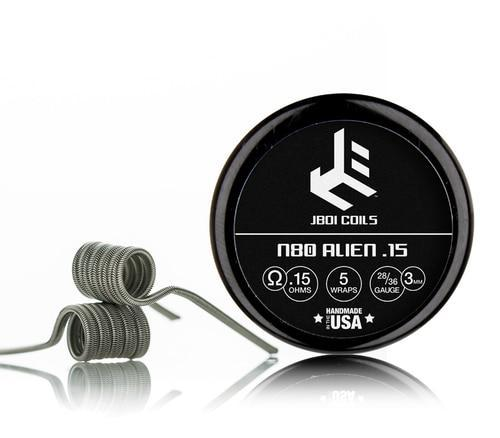 JBOI Pre-Built Coils (Pack of 2)-2