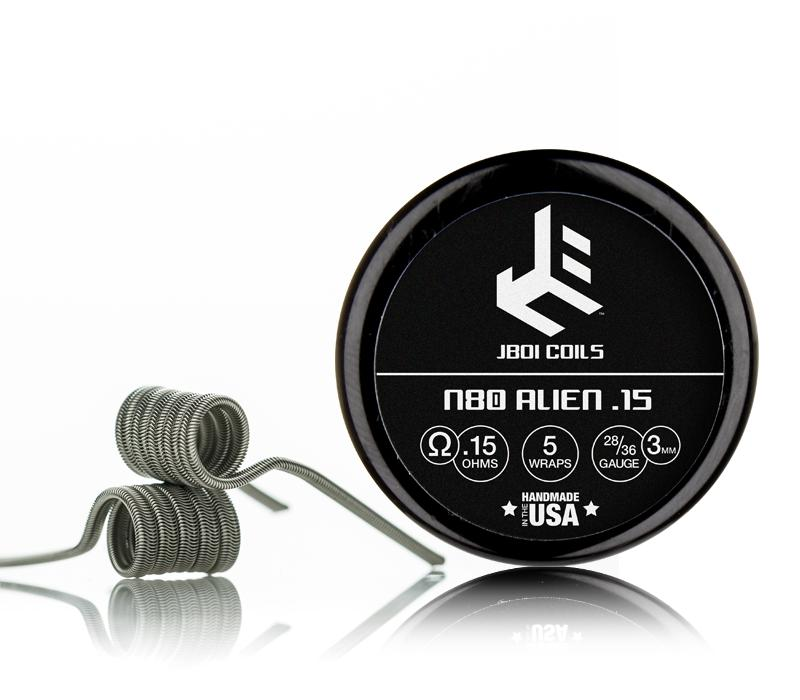 JBOI Pre-Built Coils (Pack of 2)-3