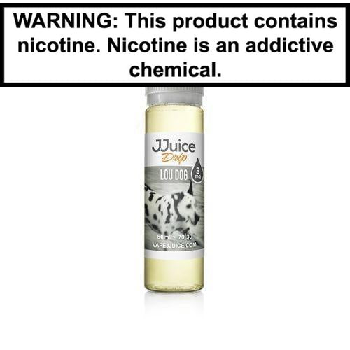 JJuice Lou Dog (60ML)-1