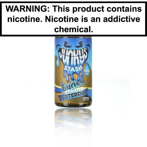 Junky's Stash Collection 100ml Vape Juice-3