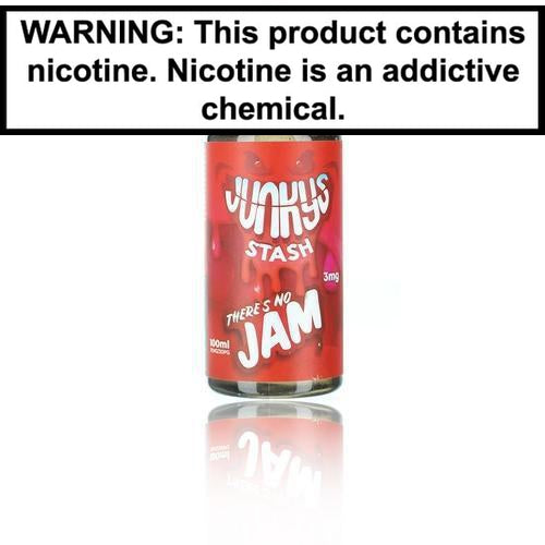 Junky's Stash Collection 100ml Vape Juice-6