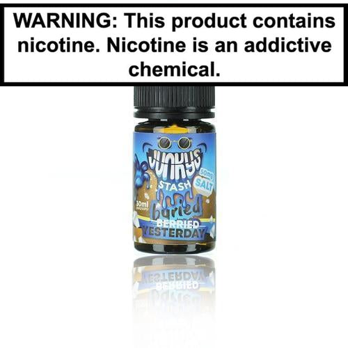 Junky's Stash Salts Collection 30ml Nic Salt Vape Juice-4