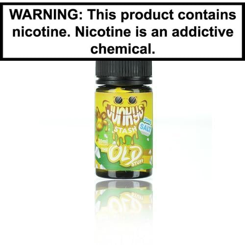 Junky's Stash Salts Collection 30ml Nic Salt Vape Juice-5