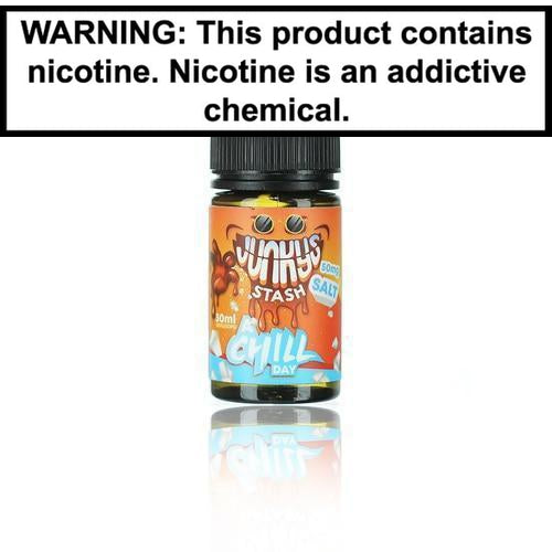 Junky's Stash Salts Collection 30ml Nic Salt Vape Juice-6