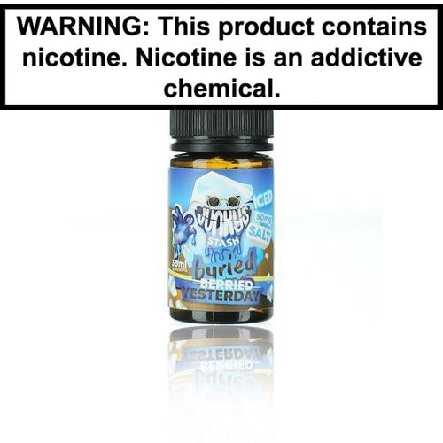 Junky's Stash Salts Collection 30ml Nic Salt Vape Juice-7