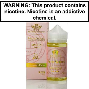 Kilo Fruit Series Dewberry Fruit E-Liquid 100mL