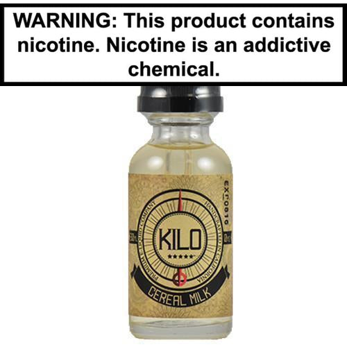 Kilo Original Series Cereal Milk E-Liquid 60mL