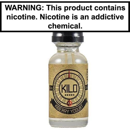 Kilo Original Series Kiberry Yogurt E-Liquid 60mL