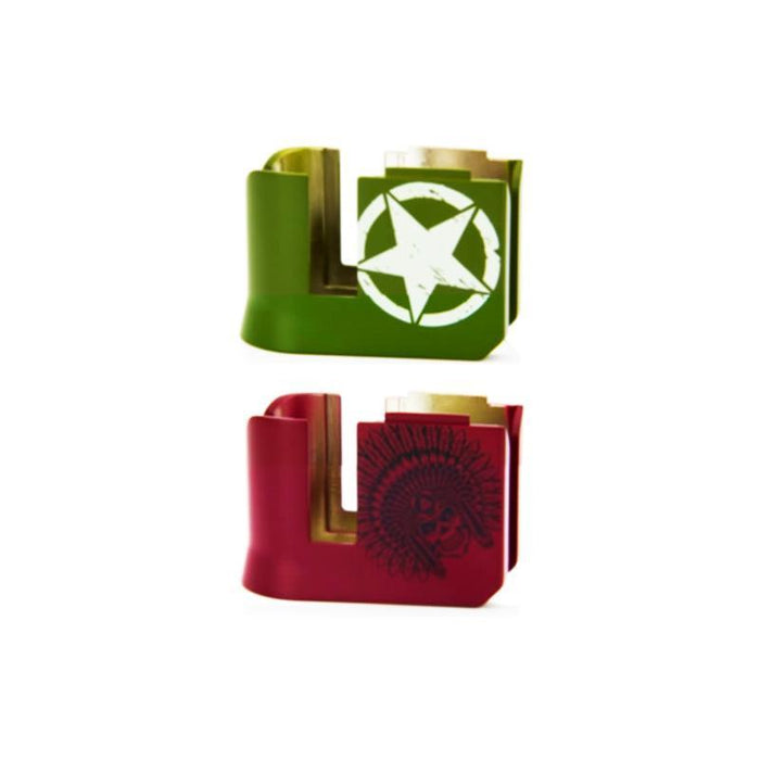 LMC Arms Race Replacement Clip Green Star