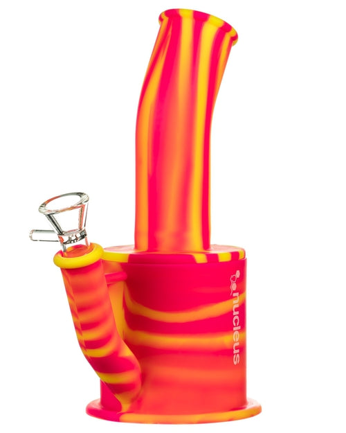 Nucleus Silicone Oil Can Waterpipe-5