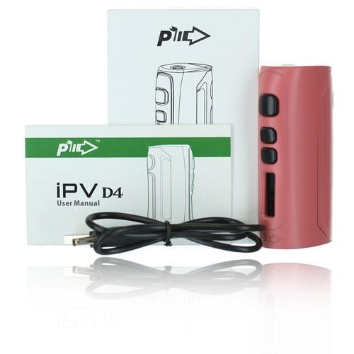 Pioneer4You IPV D4 80W Box Mod-7
