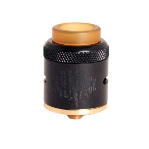 Purge Mods Carnage 25mm RDA Black