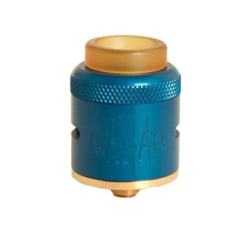Purge Mods Carnage 25mm RDA Blue