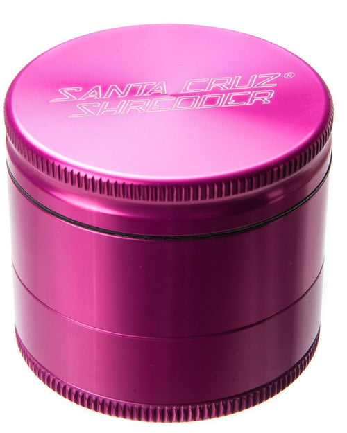 Santa Cruz Shredder Medium 3 Piece Herb Grinder-10