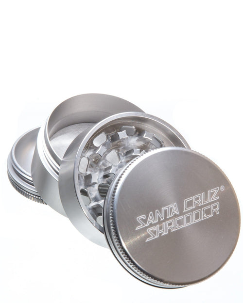 Santa Cruz Shredder Medium 4 Piece Herb Grinder-4