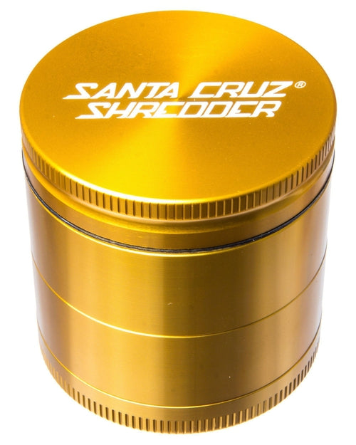 Santa Cruz Shredder Medium 4 Piece Herb Grinder-6