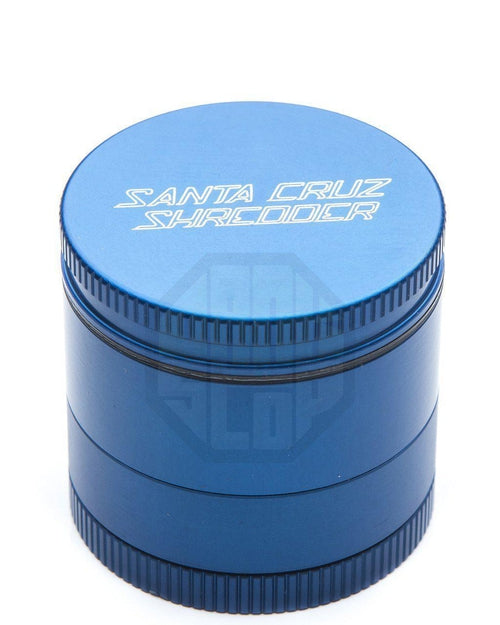 Santa Cruz Shredder Small 4 Piece Herb Grinder-14