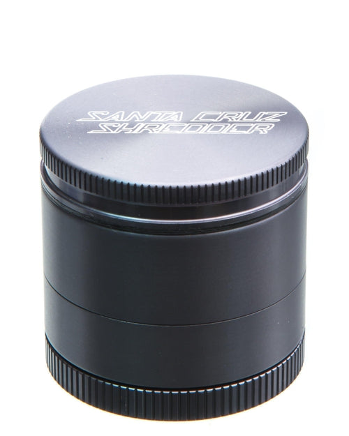 Santa Cruz Shredder Small 4 Piece Herb Grinder-2