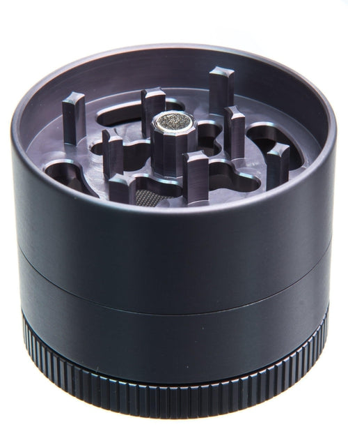 Santa Cruz Shredder Small 4 Piece Herb Grinder-3
