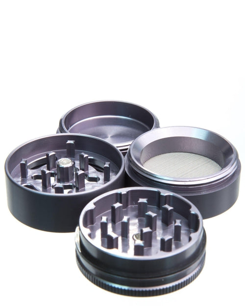 Santa Cruz Shredder Small 4 Piece Herb Grinder-6