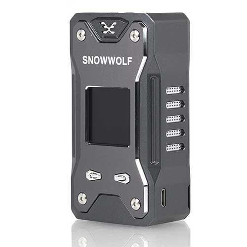Sigelei Snowwolf XFENG 230W Box Mod Gunmetal High Class