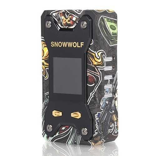 Sigelei Snowwolf XFENG 230W Box Mod Jungle
