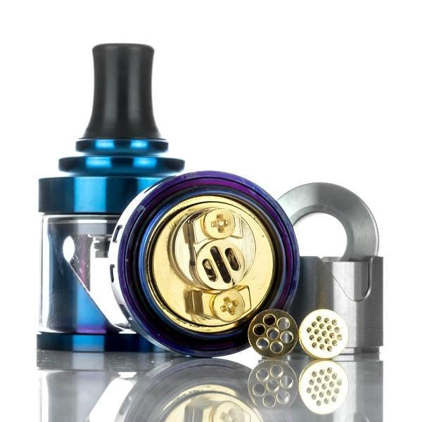 Silverplay 24mm MTL RTA Tank Silver