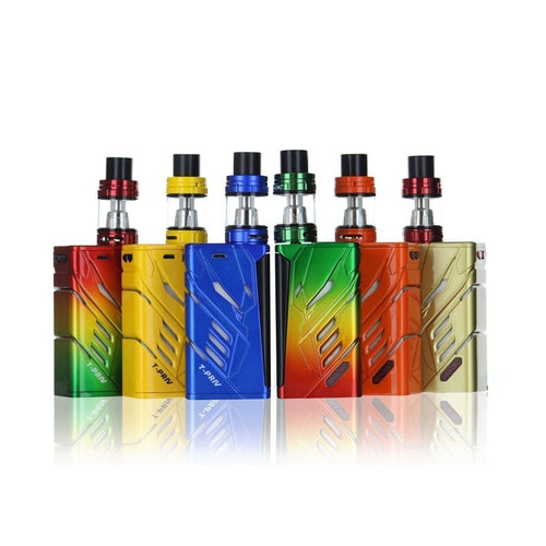 SMOK T-Priv 220W Starter Kit or Box Mod Only-1