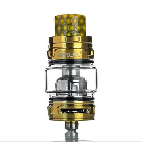 SMOK TFV12 Baby Prince 23mm Sub-Ohm Tank Gold / No Thank You