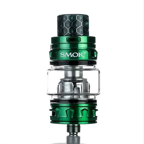 SMOK TFV12 Baby Prince 23mm Sub-Ohm Tank Green / No Thank You