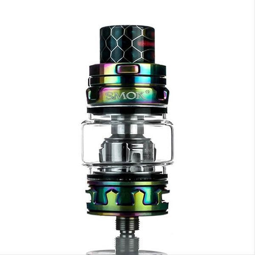 SMOK TFV12 Baby Prince 23mm Sub-Ohm Tank Rainbow / No Thank You