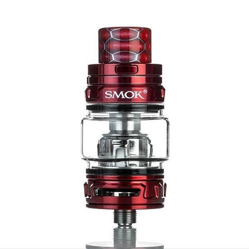 SMOK TFV12 Baby Prince 23mm Sub-Ohm Tank Red / No Thank You