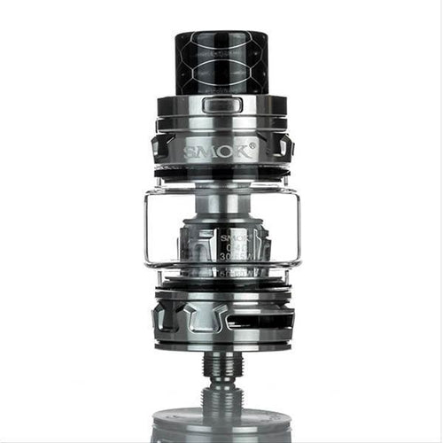 SMOK TFV12 Baby Prince 23mm Sub-Ohm Tank Stainless Steel / No Thank You