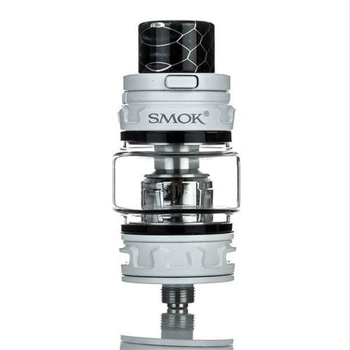 SMOK TFV12 Baby Prince 23mm Sub-Ohm Tank White / No Thank You