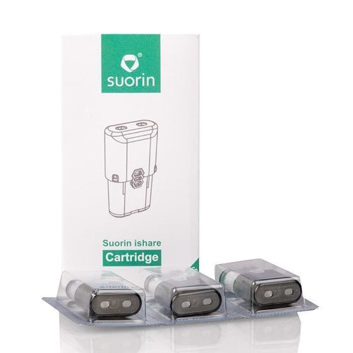Suorin iShare Replacement Pods 3-Pack