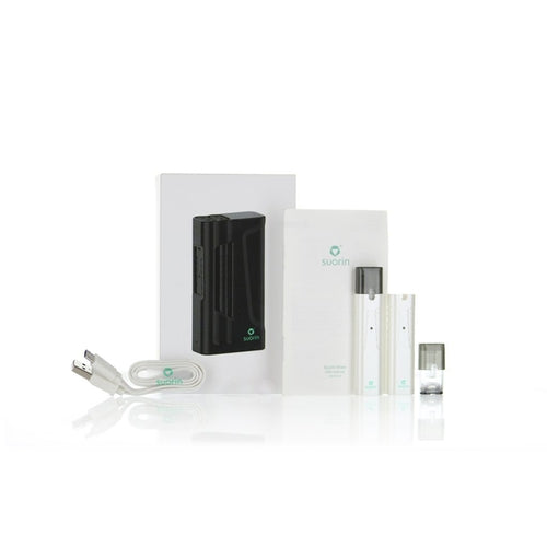 Suorin iShare Twin System Kit with Power Bank-12