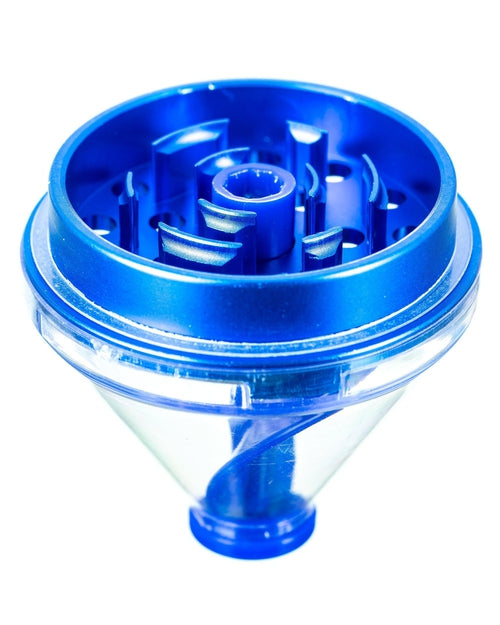 "Sweet Tooth ""Fill 'er Up"" Funnel Style Aluminum Grinder-7"