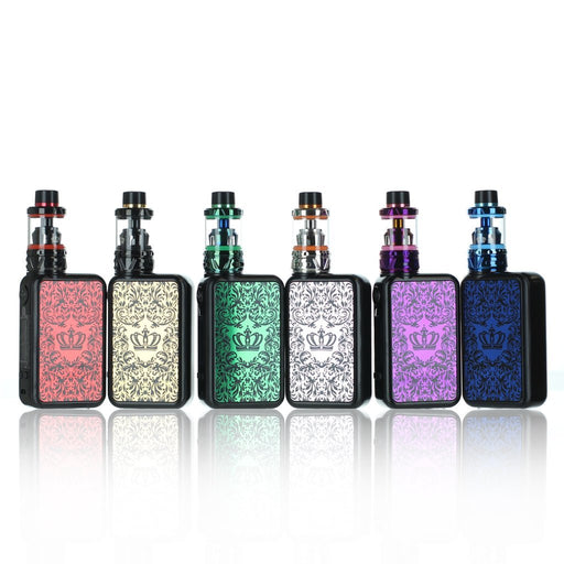 Uwell Crown 4 200W Starter Kit Silver