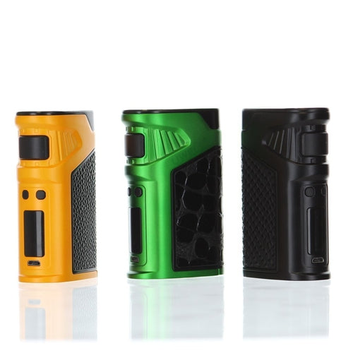 Uwell Ironfist 200W TC Box Mod Orange