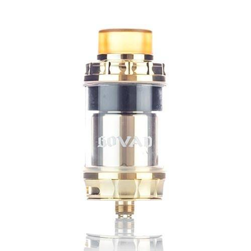 Vandy Vape Govad RTA 26mm Tank Gold