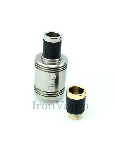 Shorty 14mm Carbon Fiber Drip Tip-1