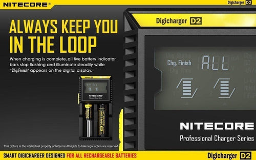 Nitecore D2 LCD Digicharger-1