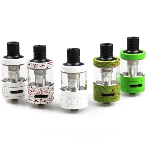 Tobeco 25mm Super Tank Sub-Ohm Tank Black