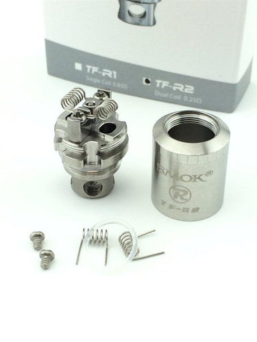 SMOKtech Rebuildable Coil Head Packs For TFv4 1x TF-R1 Single RBA Deck