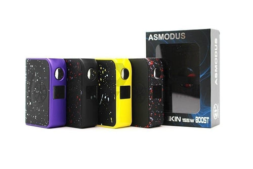 vendor-unknown By Brand Purple AsMODus Minikin v1.5 Boost 155W Box Mod